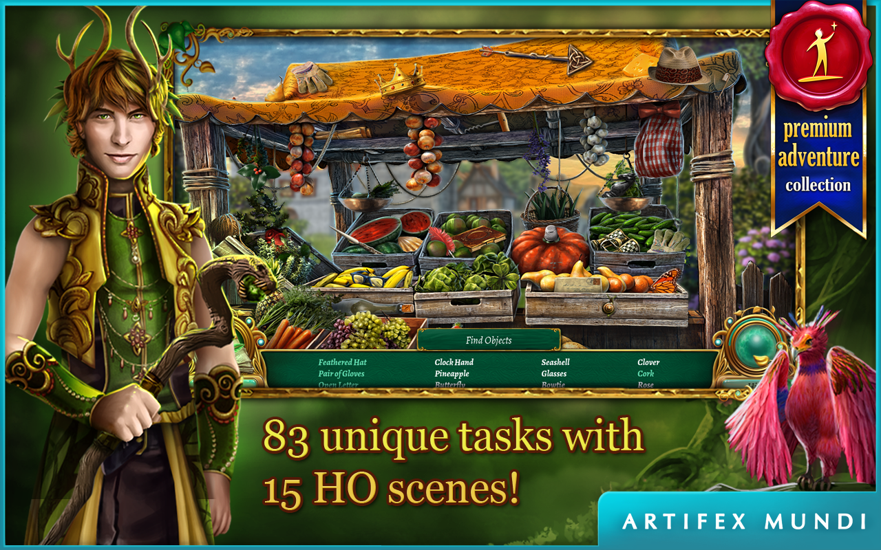 Fairy Tale Mysteries 2: The Beanstalk v1.0