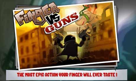 Finger Vs Guns v1.0.8