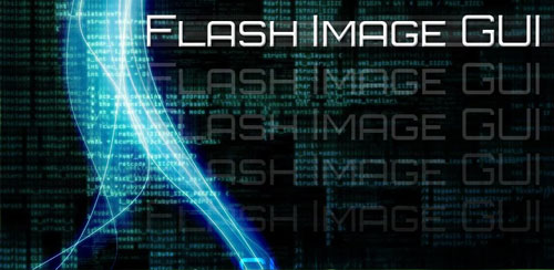 Flash Image GUI v1.6.7