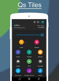 Flinch CM12/12.1 Theme v1.0