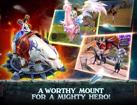 Forsaken World Mobile MMORPG v0.5.0