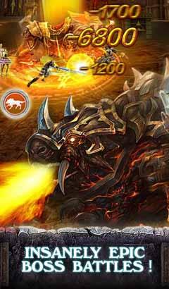 Forsaken World Mobile MMORPG v0.5.0