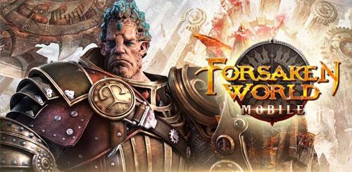 دانلود بازی پایانی بر دنیای موبایل Forsaken World Mobile MMORPG برای اندروید