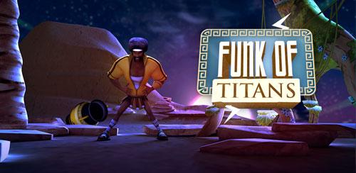 دانلود بازی ماجراجویی وحشت تایتان ها Funk of Titans برای اندروید