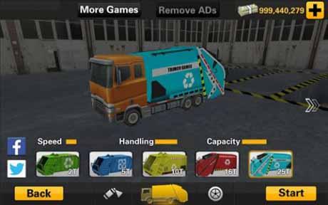Garbage Truck SIM 2015 II v1.4