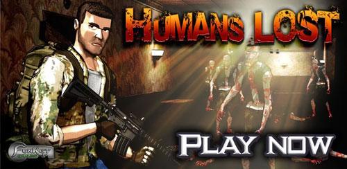 دانلود بازی ترسناک انسان های گم شده Humans Lost برای اندروید