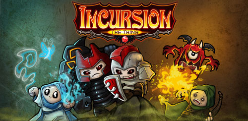 Incursion The Thing v1.13 + data