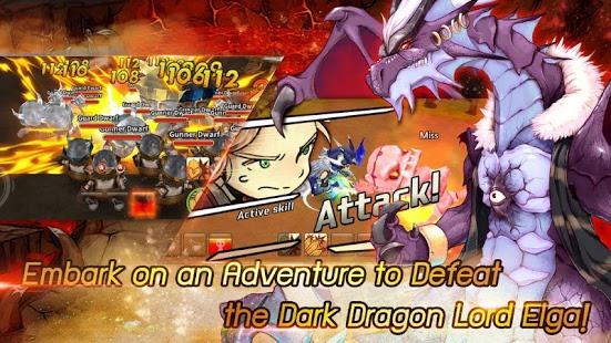 LINE Dragonica Mobile v1.1.11