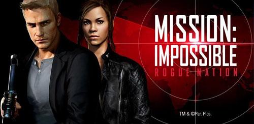 دانلود بازی ماموریت غیر ممکن Mission Impossible RogueNation برای اندروید