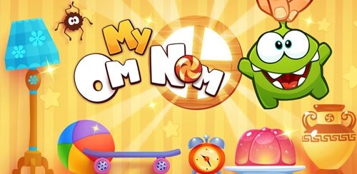 بازی مای اوم نوم My Om Nom v1.4.5