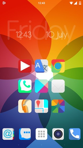 NINE theme ios9 icons concept v1.0