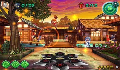 Ninja Shuriken v37 + data