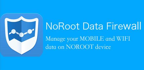 NoRoot Data Firewall 3.6.1