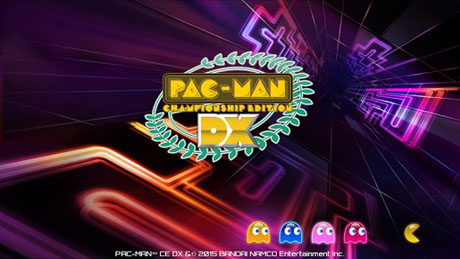 PAC-MAN CE DX v1.0.5 + data