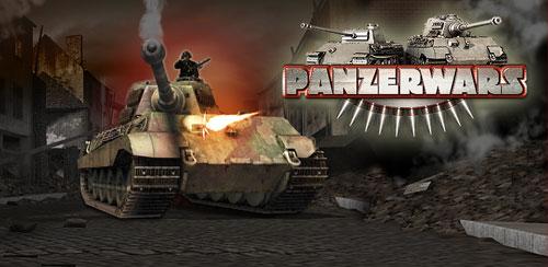 دانلود بازی جنگ تانک ها PanzerWars برای اندروید