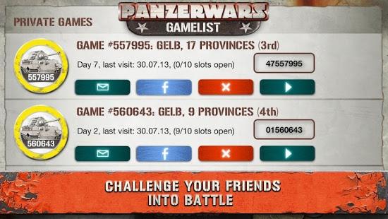 PanzerWars 1.0.5
