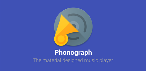Phonograph Music Player v0.15.0