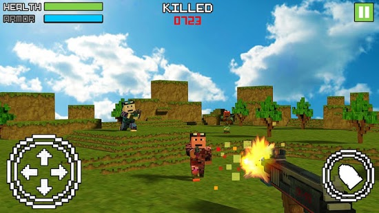 Pixel Shoot War v1.2