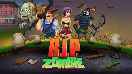 R.I.P. Zombie v0.1.64 + data
