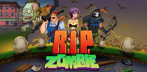 بازی پازلی زامبی ها R.I.P. Zombie v0.1.64