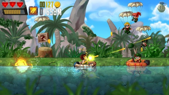 Ramboat: Shoot and Dash v3.6.2