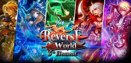 دانلود بازی دنیای وارونه Reverse World – 5th Element برای اندروید