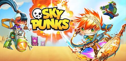 دانلود بازی فانتزی دونده Sky Punks: Endless Runner برای اندروید