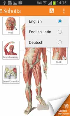 Sobotta Anatomy Atlas v2.8.1 + data