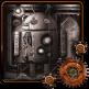 Steampunk Droid Fear Lab LWP789