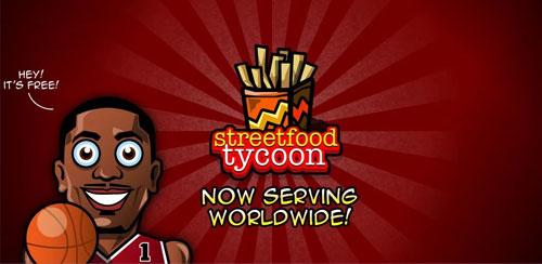 دانلود بازی فروش غذا Streetfood Tycoon برای اندروید