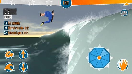 The Journey – Bodyboard Game v1.1.2 + data