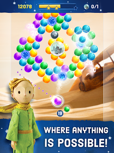 The Little Prince – Bubble Pop v1.0.5 + data