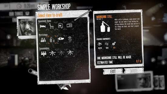 This War of Mine v1.3.9 + data