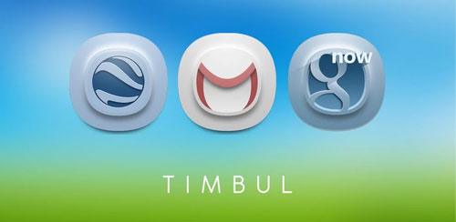 Timbul Icon Pack v2.1.7