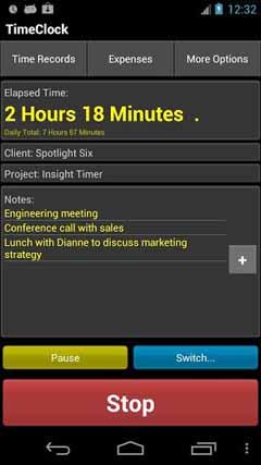 TimeClock Pro – Time Tracker v10.2.2