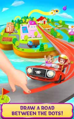 Tiny Roads – Vehicle Puzzles v1.0.0