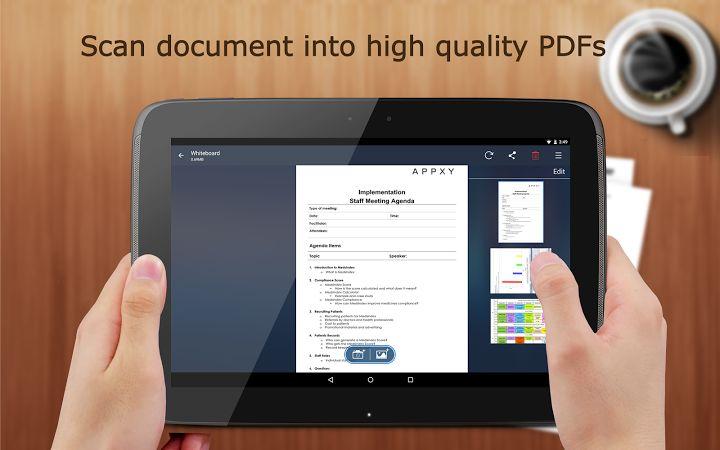 Tiny Scanner – PDF Scanner App v4.0.1