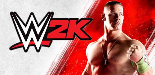 بازی مسابقات کشتی کج WWE 2K v1.1.8117