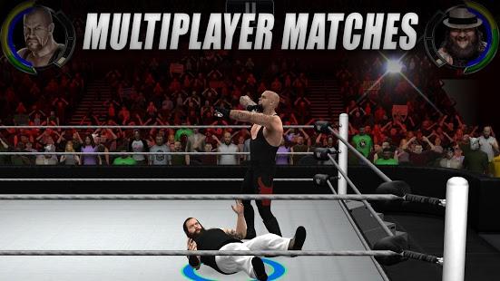 WWE 2K v1.1.8117 + data