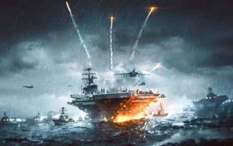 World Warships Combat v1.0