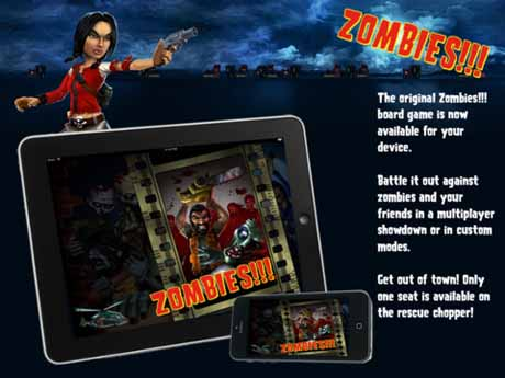 Zombies!!! ® Board Game v1.1.732