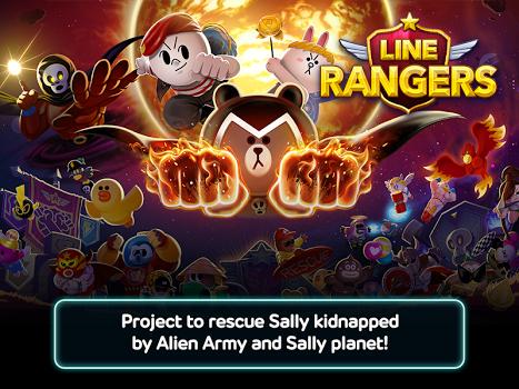 LINE Rangers v4.7.3