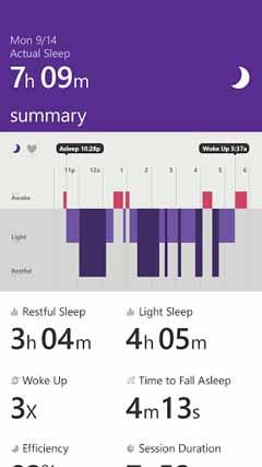 Microsoft Health v1.3.10702.4