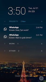 Echo Notification Lockscreen Premium v0.9.102