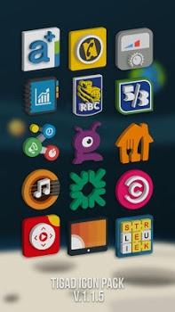 Tigad Pro Icon Pack v1.6.1