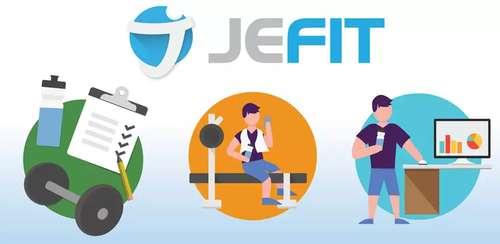 JEFIT: Workout Tracker Gym Log v9.81