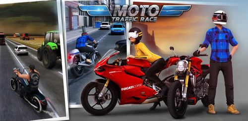 Moto Traffic Race v1.22