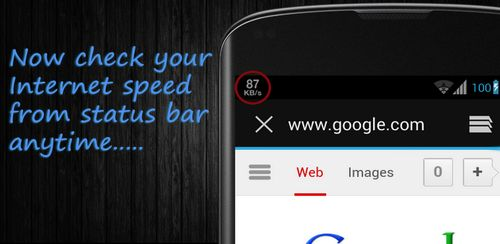 Internet Speed Meter v1.5.9