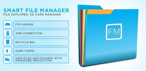 Smart File Manager-File Explorer & SD Card Manager v1.0.5