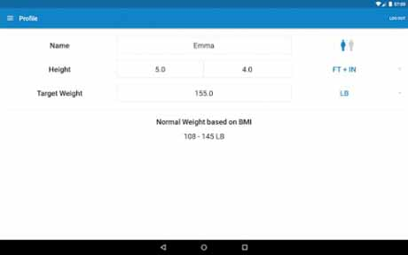 WeightFit – Weight Tracker Premium v1.0.5.2